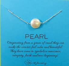 pearls necklace meaning images Pearl necklace june birthstone stones with meaning freshwater jpg