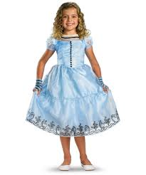girls alice costumes alice in wonderland halloween costumes for