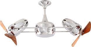 dual fan ceiling fan dynamic dual rotational ceiling fan barn light electric