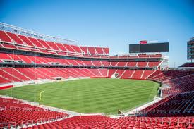 cc rail mail thanksgiving day football at levi s stadium