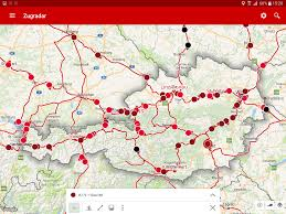 Google Maps Route Planner by