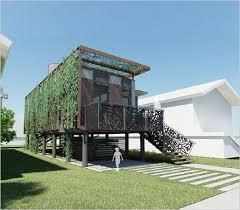 Katrina Homes Sustainable Homes For Katrina Victims From Brad Pitt