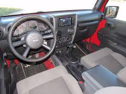 jeep custom console 2009 jeep wrangler unlimited custom st charles missouri schroeder