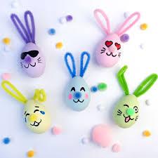 Michaels Stores     Art Supplies  Crafts  amp  Framing  Bunny Emoji Easter Eggs  medium