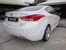 hyundai elantra warranty 2012 hyundai elantra 2012 in kuala lumpur automatic white for rm 69 800