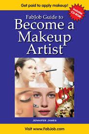 book a makeup artist become a makeup artist print book
