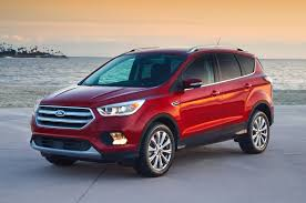 2017 ford escape reviews and rating motor trend
