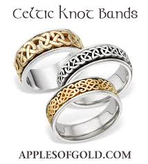 celtic wedding rings designs inspired by the homeland of st
