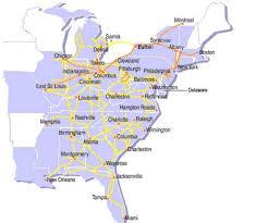Train Map New York by Despite Csx Railroad U0027s Struggle In Meeting Its Service Obligations