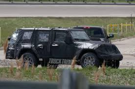 2017 jeep hurricane jeep may fit 2018 wrangler with optional turbocharged inline four