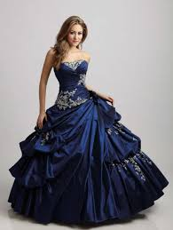 blue wedding dress wedding dress blue
