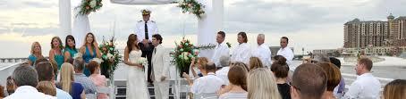 destin weddings destin weddings and destin reception services