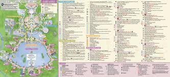 Map Of Epcot 奥兰多迪士尼世界 U2013 未来世界epcot U2013 悠酒世界trip Wine Go