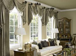 Gray Sofa Living Room by Curtains Curtains Grey And Cream Curtains Decorating Exquisite