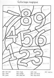 51 dessins de coloriage chiffres à imprimer sur laguerche com page 1
