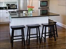 Kitchen  Kitchen Island With Granite Top And Breakfast Bar Dining - Rolling kitchen island table
