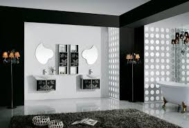Elegance Black And White Mosaic by Black And White Bathroom For Nice Interior Elegance Ruchi Designs