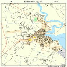 elizabeth city carolina map 3720580