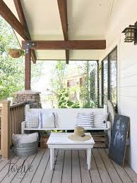 Church Pew Home Decor 146 Best Home Decor Porch Images On Pinterest Outdoor Spaces