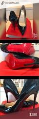 high heels red bottom nwt leather high heels