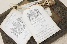 wedding invitations newcastle crest passport wedding invitation kilkeel ireland