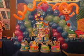 team umizoomi party supplies team umizoomi birthday party ideas photo 9 of 41 catch my party