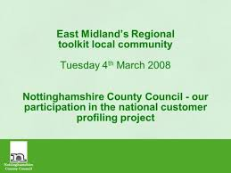 Nottinghamshire County Council Committee System Supported By A Local Government Initiative Improving Together