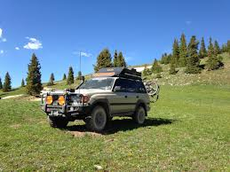 lexus lx450 fuel economy mpg loaded with rooftop tent ih8mud forum