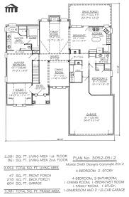 two story house plans with master on second floor upstairs plan