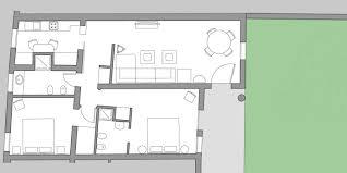 exclusive rental of palladio garden apartment in sestiere
