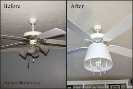 House Ceiling Fans by My So Called Diy Blog Refab A Ceiling Fan