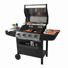 cuisiner avec barbecue a gaz barbecue avec couvercle barbecue