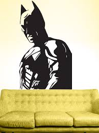 batman wall decals superhero wall stickers decals and super