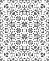 colouring pages patterns to color in creative tablet astounding