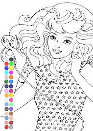 play coloring pages game kidonlinegame com