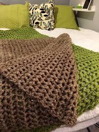 Baby Blanket Comforter Super Chunky Blanket Chunky Throw Crochet Blanket Knit Blanket