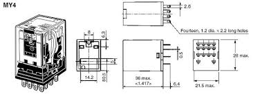 omron ly2n relay wiring diagram omron plc wiring diagram u2022