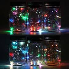 led fairy string lights fairy string lights yihong 6 sets led fairy lights battery operated