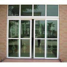 aluminium glass doors aluminium glass doors at rs 160 square feet aluminium doors