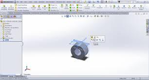 tutorial modeling eye bolt in solidworks grabcad