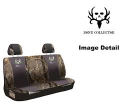 Camo Bench Seat Covers For Trucks Bench Seat Covers