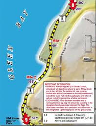 Map Of Door County Wisconsin by Course U2013 The Fall 50