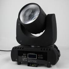 Cheap Moving Head Lights Beam Moving Head Led 60w White Dmx 11 Channels Stage Lighting Dj