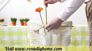 Easter Home Decorating Ideas Diy Thrifty Decor Easter Rosadiyhome