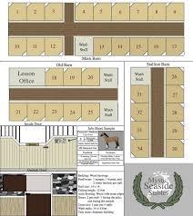 Horse Barn Blueprints Marvelous Horse Barn Designs With Living Quarters 6