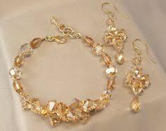 Crystal Chandelier Earrings Beadfeast Gold Sparkly Earrings Jewelry Pinterest Beaded Embroidery
