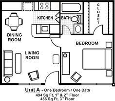 guest apartment above garage floor plan hmmm i wonder how hard