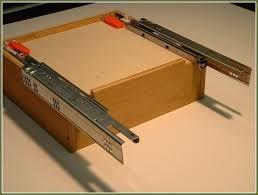 Kitchen Cabinets Drawer Slides Kitchen Cabinet Drawer Slides Self