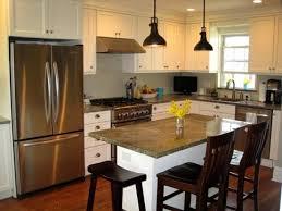 idees de cuisine ilot central cuisine avec table awesome 45 idées en photos pour bien