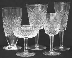 Vintage Waterford Irish Crystal Lismore Bowl By Birneycreek Waterford Crystal Makeup Brush Signed Vanity By Baublesandmore